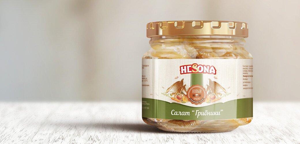 hesona-konservai-salat-gribniki